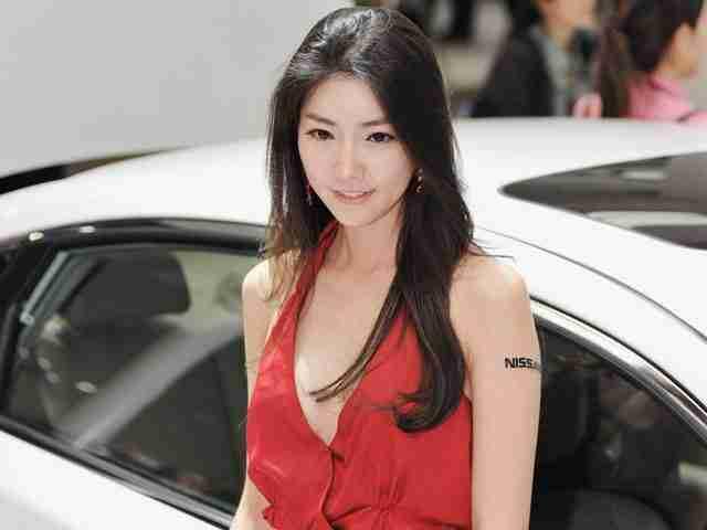 Seoul Motor Show Girls 2013 - 16